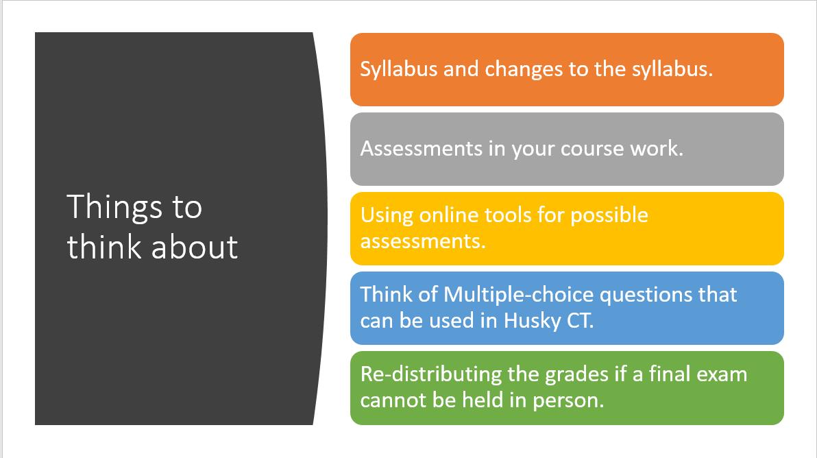 UConn Keep Teaching - MATH, Savkar, PPT Slide Image